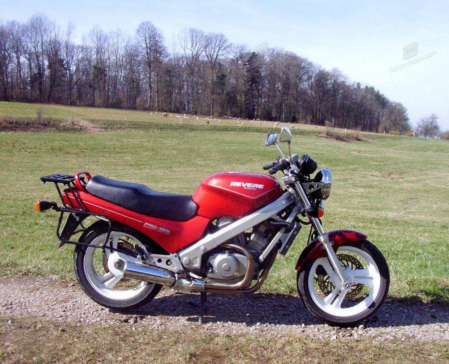Ficha técnica Honda ntv 650 revere (reduced effect) 1991