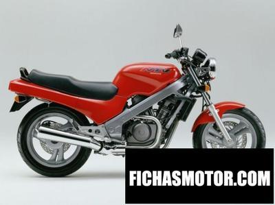 Ficha técnica Honda ntv 650 revere (reduced effect #2) 1992