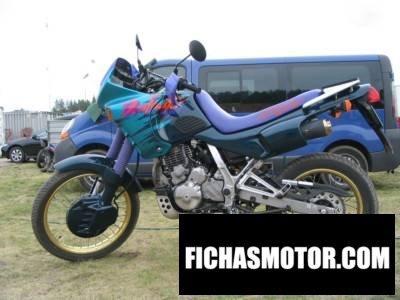 Imagen moto Honda nx 650 dominator año 1994
