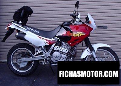 Imagen moto Honda nx 650 dominator año 1996