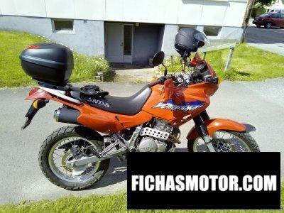 Imagen moto Honda nx 650 dominator año 2001