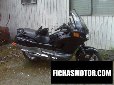 Imagen moto Honda pc800 pacific coast año 1995