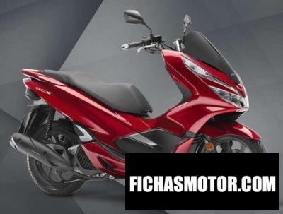 Imagen moto Honda PCX 125 año 2019