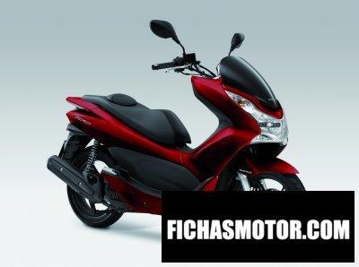 Ficha técnica Honda pcx125 2013
