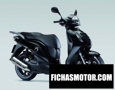 Imagen moto Honda ps150i año 2012