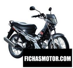 Imagen de Honda rs 125 año 2015