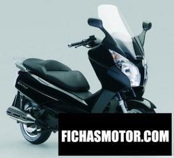 Imagen moto Honda s-wing 150 2008