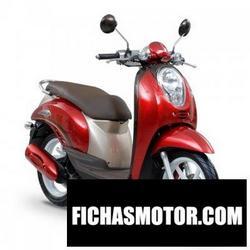 Imagen moto Honda scoopy 2013