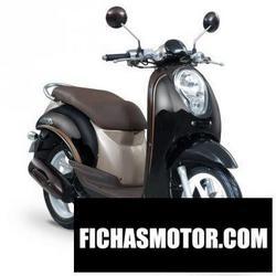 Imagen moto Honda scoopy 2014