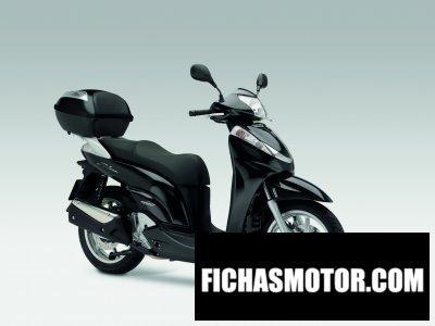 Imagen moto Honda sh300i c-abs año 2010