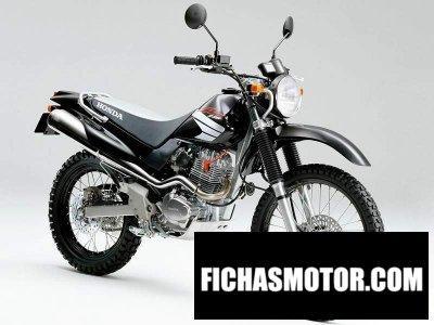 Ficha técnica Honda sl 230 2002