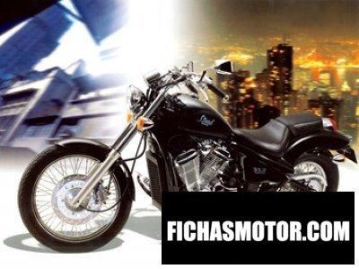 Imagen moto Honda steed 400 año 2002