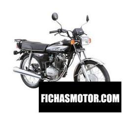 Imagen de Honda HONDA TMX 125