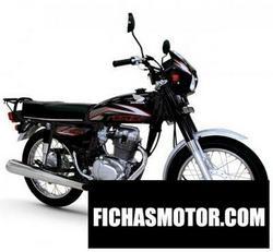 Imagen moto Honda tmx 155 2013