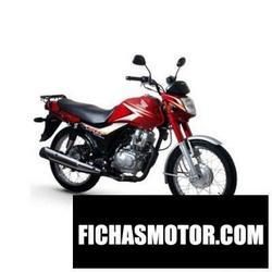 Imagen moto Honda tmx supremo 2014