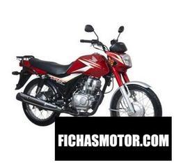 Imagen moto Honda tmx supremo 2015