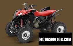 Imagen moto Honda trx700xx 2011