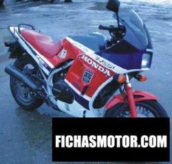 Imagen de Honda vf 500 f 2 año 1987
