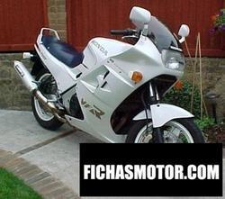 Imagen moto Honda vfr 750 f (reduced effect) 1989