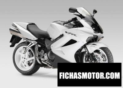 Imagen moto Honda vfr800 año 2013