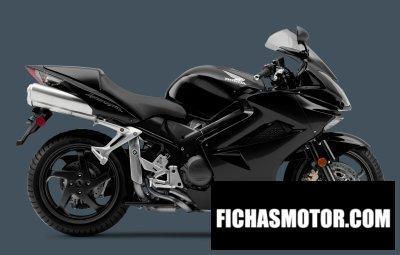 Imagen moto Honda vfr800 interceptor abs año 2010