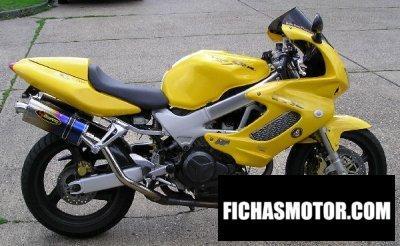 Imagen moto Honda vtr 1000 f año 1998