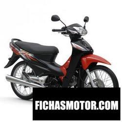 Imagen moto Honda wave 100r 2014