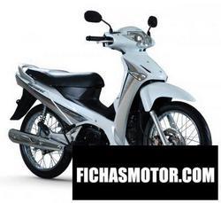 Imagen moto Honda wave 125 2013
