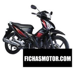 Imagen moto Honda wave 125 alpha 2015
