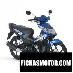 Imagen moto Honda wave dash 110 2014