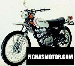 Imagen de Honda HONDA XL 250