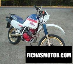 Imagen de Honda xl 600 lm año 1986