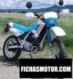 Imagen moto Honda xl degree 250 1998