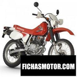 Imagen de Honda HONDA XR 200