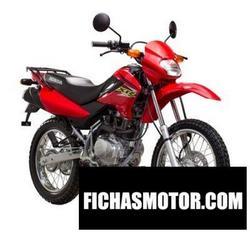 Imagen moto Honda xr125l 2015