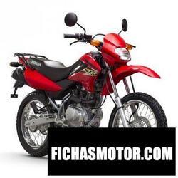 Imagen moto Honda xr150l 2016