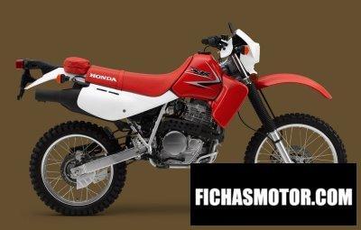 Ficha técnica Honda xr650l 2011