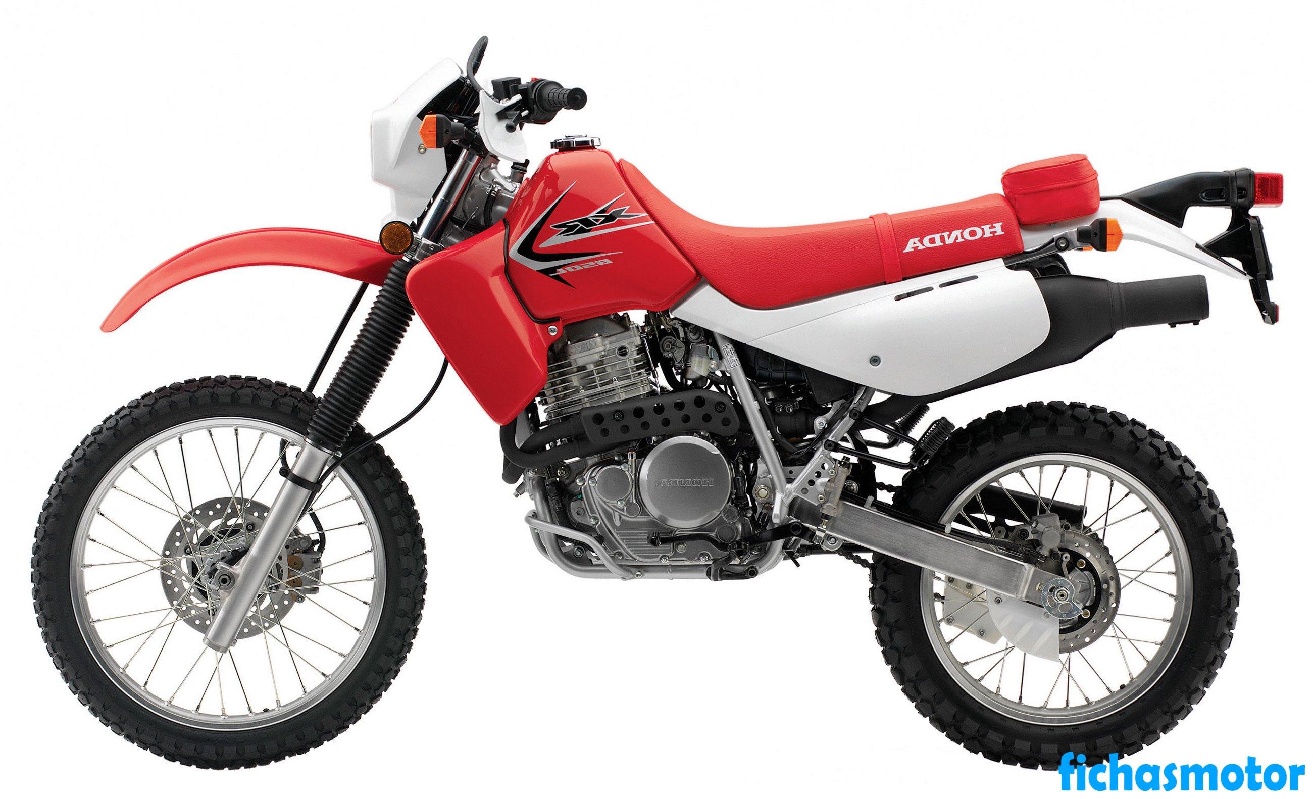 Imagen moto Honda xr650l año 2013
