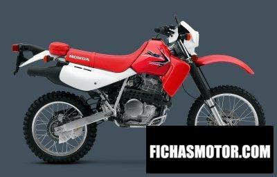 Imagen moto Honda xr650l año 2016