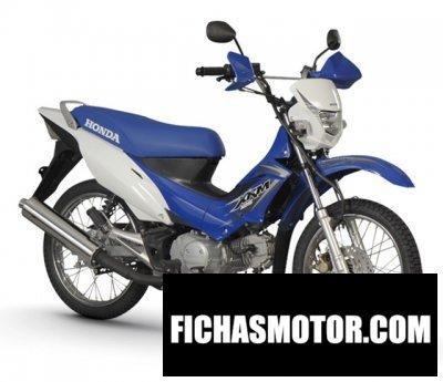 Imagen moto Honda xrm 125 dual sport año 2013