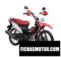 Imagen moto Honda xrm125 dual sport 2015
