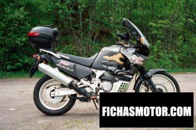 Imagen moto Honda xrv 750 africa Twin año 1997