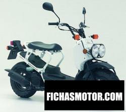 Imagen de Honda zoomer año 2006