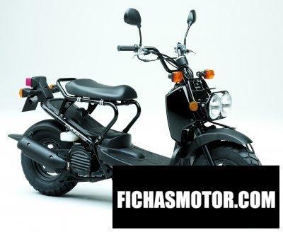 Imagen moto Honda zoomer año 2008