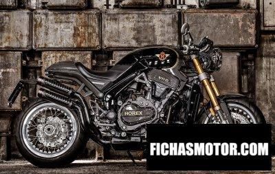 Imagen moto Horex VR6 Cafe Racer año 2019