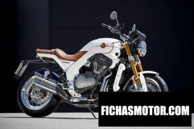 Imagen moto Horex VR6 Cafe Racer año 2020