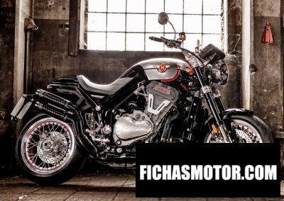 Imagen moto Horex vr6 cafe racer hl año 2018