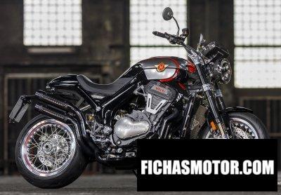 Imagen moto Horex VR6 Cafe Racer HL año 2019