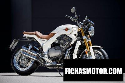 Ficha técnica Horex vr6 Classic 2018