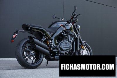 Imagen moto Horex VR6 Raw año 2020